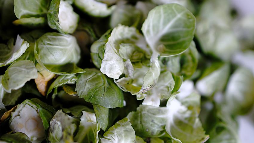 foglie-cavoletti bruxelles
