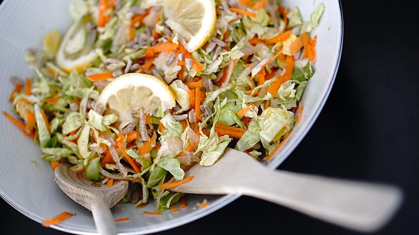 insalata cavoletti