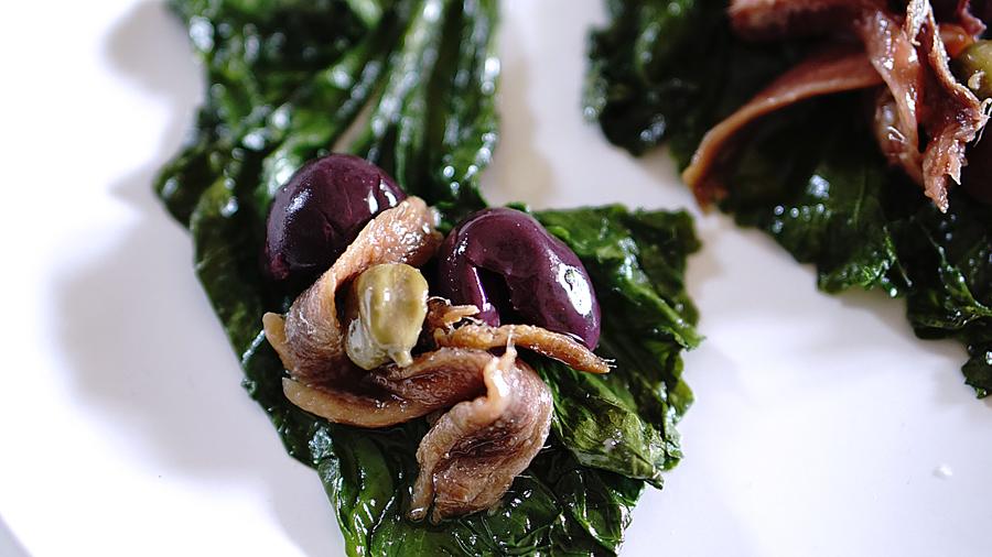 friarielli olive alici capperi