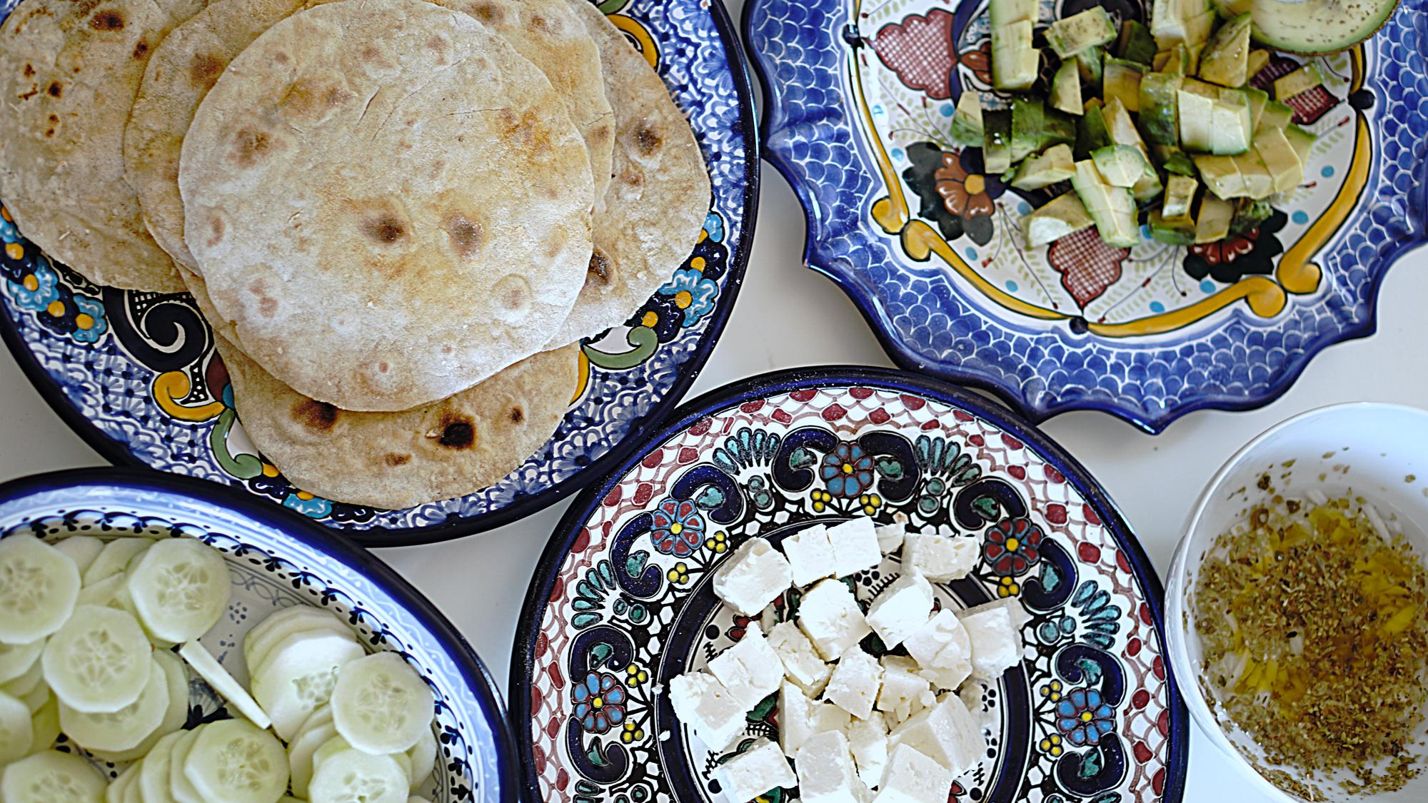 taco tortillas