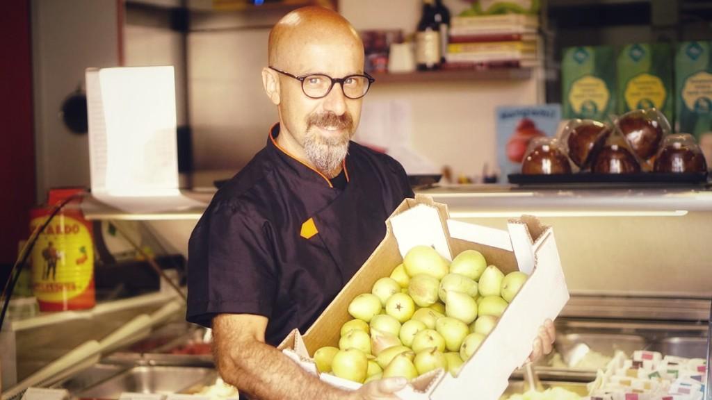Gelato frutta fresca